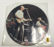 Talking Heads Interview Disc, 1983, #2489, Picture Disc Near Mint Import Lp