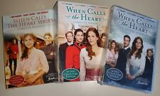 WHEN CALLS THE HEART: COMPLETE SEASONS 1 2 & 3 w/ Bonus Movies Hallmark 30DVDs