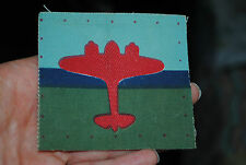 Original printed air formation Royal Signals patch