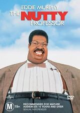 THE NUTTY PROFESSOR DVD R4  Eddie Murphy NEW