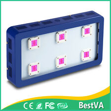 1800W Bestva X6 LED Grow Light Full Spectrum Panel For Medical Flower Plants