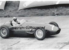 F1 Photo - Maserati 250F - Nurburgring 1954