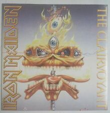 "Iron Maiden The Clairvoyant Single 7"" UK Reedición 2014"
