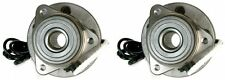 Hub Bearing for 1997 Ford Explorer 4WD/AWD-EDDIE BAUER-LIMITED-XL-XLT-Front Pair
