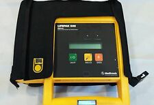 Physio-Control LifePak 500 Biphasic ECG EMT Medic EG Great Condition!