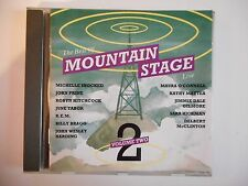 THE BEST OF MOUNTAIN STAGE (LIVE N°2) || CD ALBUM | PORT 0€ !