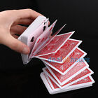 Magic Electric Deck of Cards Magician Prank Trick Prop Gag Red Back