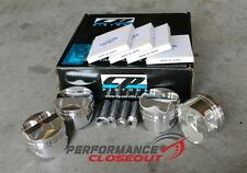 CP Pistons 1988-1991 Honda Civic CRX Si D16a6 75.5mm Bore 11.0:1 SC7126