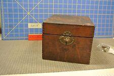 Vintage Weis Wood File Box