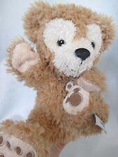 "Duffy Bear Puppet 10"" Plush Disney Bear Disney Parks Souvenir Toy Pretend Play"