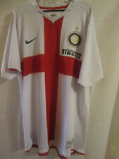 Inter Milan 2007-2008 Centenary Away Football Shirt Size Extra Large /13267