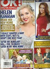 OK, FIRST FOR CELEBRITY NEWS, AUGUST, 20th 2013  ISSUE, 892 ( WORLD EXCLUSIVE )