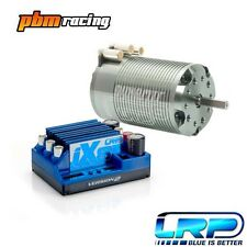 LRP iX8 V2 / Dynamic 8 2200kv 1/8th Buggy / Truggy Brushless ESC / Motor Combo