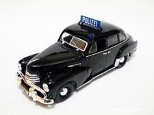 DeAgostini 1:43 Opel Kapitan German police 1951 serie Police cars of the world
