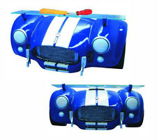 Shelby Cobra Muscle Car Shelf Man Cave Collectible Awesome GEAR HEADZ PRODUCTS