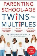 Parenting School-Age Twins and Multiples, Christina Tinglof, Good Condition, Boo