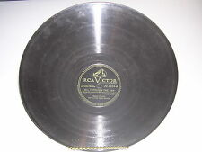 Perry Como All Through the Day & Prisoner of Love RCA 20-1814  78 RPM G+