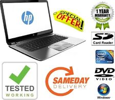 "Cheap Laptop HP Elitebook 2530P 12.1"" 2GB 80GB Windows 7 Genuine Webcam GRADE B"