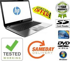 "Cheap Home Laptop HP Elitebook 2540P 12.1"" i7 4GB 120GB Webcam Windows 7 GRADE B"