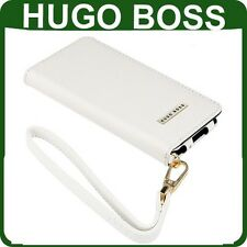 Véritable Hugo Boss en cuir Flip Case Apple iPhone 5 5S Livre Original Housse portefeuille