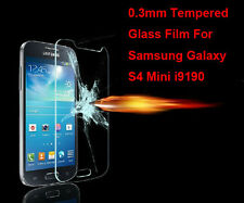Premium Tempered Glass Film Screen Protector for Samsung Galaxy S4 Mini i9190
