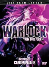 Warlock - Live From London (*NEW-DVD, 2012, The Store for Music) Doro Pesch