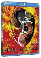 JASON GOES TO HELL THE FINAL FRIDAY (1993) **Blu Ray**