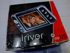 iRiver PMP-120 20gb Portable Media Player