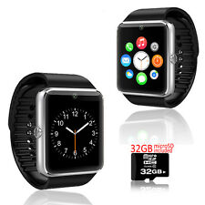 Indigi OLED Display Bluetooth Smart Watch Bracelet Caller ID Handsfree Pedometer