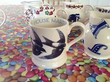 Emma Bridgewater House Martin 0.5 Mug Best New Discont