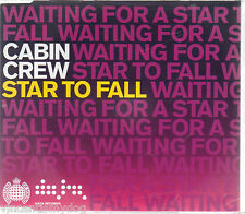 CABIN CREW - STAR TO FALL (2 track CD single)