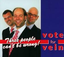 Vein - Vote for Vein-Three People Can't (OVP)