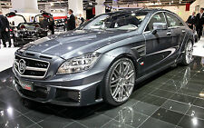 www.BrabusRocket.com DOMAIN Brabus Rocket 900 V12 Biturbo Desert Gold vs AMG63