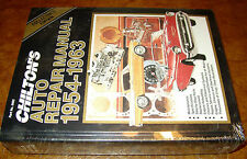1957-1963 1956 58 59 60 61 Chiltons AUTO REPAIR MANUAL Cadillac Plymouth Mercury