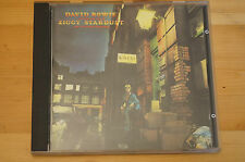 Rare David Bowie Ziggy Stardust and the Spiders EMI Uk CDP7944002 16 Trks VG+ Cd