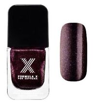 New and Sealed Formula X for Sephora Effects Nail Color Polish Legend 0.4 fl oz