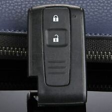 2 Buttons Remote Key Shell Case for Toyota Prius Corolla Verso Replacement