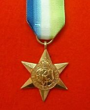 World War II Atlantic Star WW 2 Military Medals
