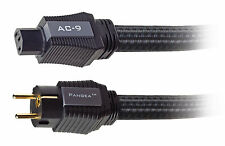 PANGEA POWERKABEL AC-9 # 0,6 METER # HOCHSTROM - POWER - KABEL # NEU