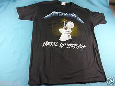 1985 Metallica Vntg T-Shirt~Metal Up Your Ass~ Gildan Shirt Size S M L XL 2XL