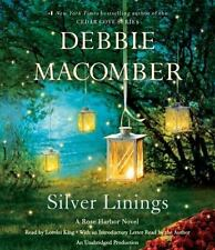 New/Sealed! Silver Linings by Debbie Macomber 7-CD Audio (2015, CD, Unabridged)