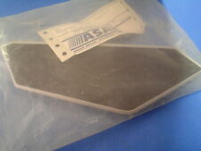 Amana Washer / Washing Machine / Dryer Black and Silver L End Cap R0605677