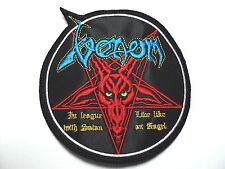 VENOM  CIRCLE  EMBROIDERED PATCH