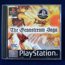 PS1 - Playstation ► The Granstream Saga ◄ inkl. Anleitung & OVP