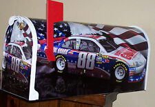 NASCAR DALE EARNHARDT Jr. CUSTOM MAiLBOX hats die casts