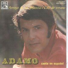 ADAMO 45 En Espagnol 1969 Arroyo de mi infancia