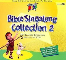 Bible Singalong Collection 2, CEDARMONT KIDS, Very Good Enhanced