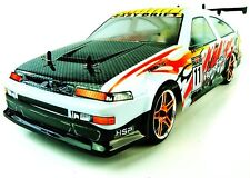 Pez Volador Rc deriva Auto Trueno Electric Radio Control Drift Car - 2.4 gh