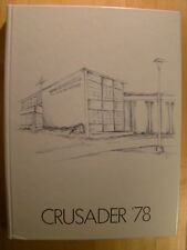 Brother Rice High School Chicago IL 1978 Year Book Annual Crusader
