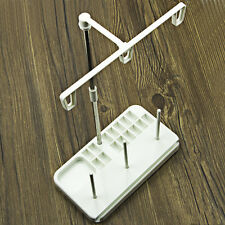 Embroidery Thread 3 Spool Holder Stand Rack Sew Quilting for Home Sewing Machine